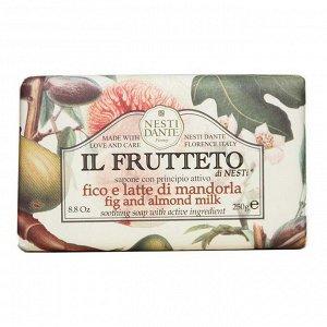 Мыло Nesti Dante Il Frutteto инжир и миндальное молоко 250 g