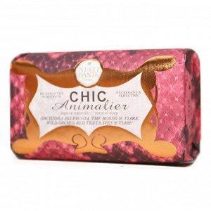 Мыло Nesti Dante Chic Animalier розовое 250 g