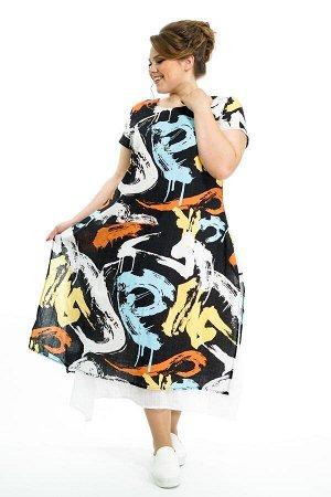 Платье-8106