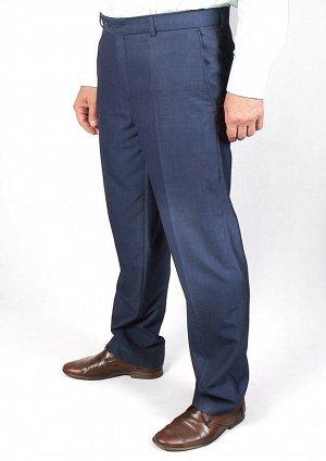 Брюки мужские синие 5826