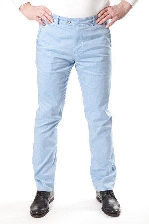 Брюки мужские голубые JTS161 джинсовые 5.00 1