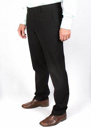 Брюки мужские черные 5515-1