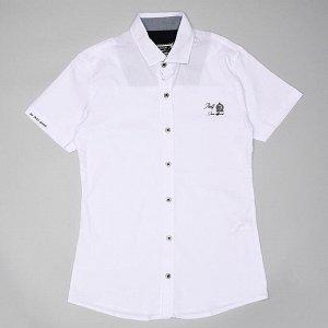 Рубашка для мальчика белый
