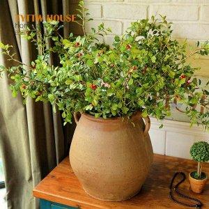 Ваза Керамическая глиняная ваза, размер 35*28 см