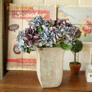 Ваза Керамическая глиняная ваза, размер 21*14 см