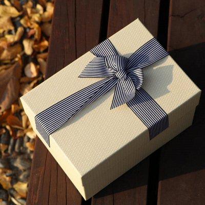 Все для декора и интерьера! Новый сезон! — Подарочная упаковка — Подарочная упаковка
