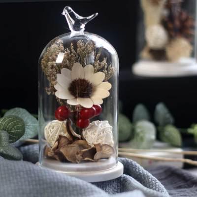Лучшее для создания интерьера и декора! Из Китая с любовью — Цветочные композиции в стекле