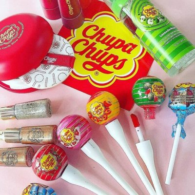 Зубные пасты BIOREPAIR, BLANX, OMG! , бальзамы EOS — Chupa Chups-КОСМЕТИКА(КОРЕЯ — Для губ