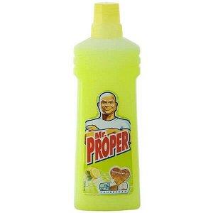Мистер Пропер жидкий  750мл. Лимон