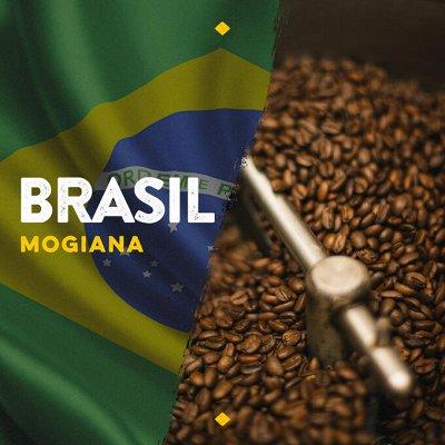 ☕ 50 оттенков кофе. Большая скидка на Швейцарию! — Новинка! Бразилия Можиана — Кофе в зернах