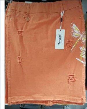 Стильная юбка. 52-54 р