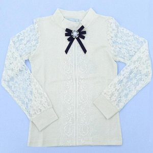 Блузка детская длинный рукав