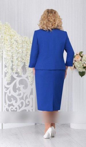 Женский комплект с платьем