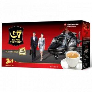 Растворимый кофе «G7» 3в1