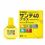 Капли для глаз Возрастные Sante 40 Plus Япония