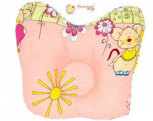 Подушка ортопедическая (детская )