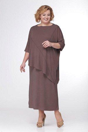 Накидка, платье Michel chic Артикул: 554 капучино