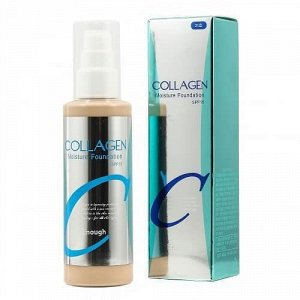 ENOUGH Collagen moisture foundation Тональная основа с коллагеном тон 13