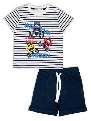 Комплект для мальчика: Шорты+футболка