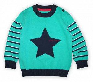 Пуловер с длинным рукавом