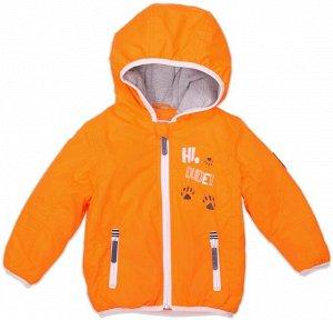 Куртка на синтепоне для мальчика