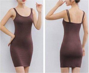Платье Платье. Размер: (бюст, длина см) M (70-80, 80), L (74-84, 82), XL (78-88, 84).