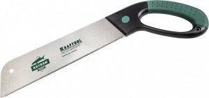 """Ножовка по дереву (пила) KATRAN """"FINE CUT"""" 380 мм x 0"""