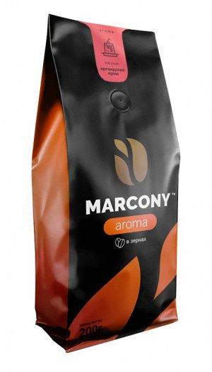 Кофе Marcony Aroma Ирландский крем. Зерно