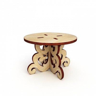 Пермская игрушка  - любая надпись! 🤩 именные изделия — Подставки для пирожных и капкейков — Подставки