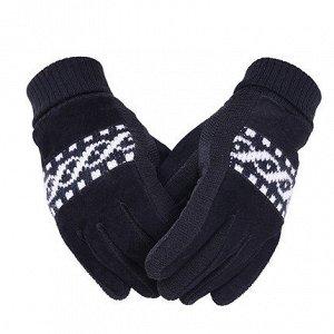 Перчатки Окружность ладони 22 см, длина среднего пальца 8,9 см