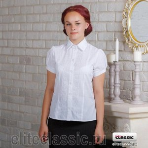 Блузка для младших школьниц