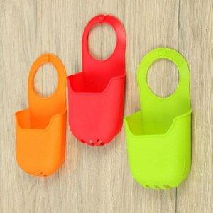 Подставка для губки «Симплекс», 20?9?4,5 см, цвет МИКС