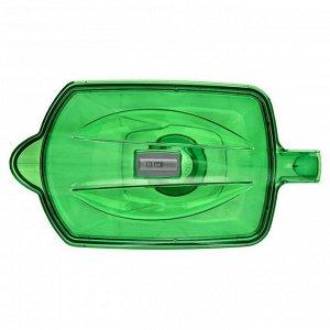 Фильтр-кувшин «Барьер-Гранд Neо», 4,2 л, цвет зелёный