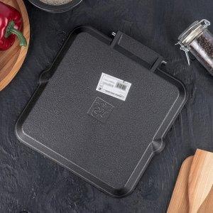 Сковорода-гриль со складывающейся ручкой, 23 см