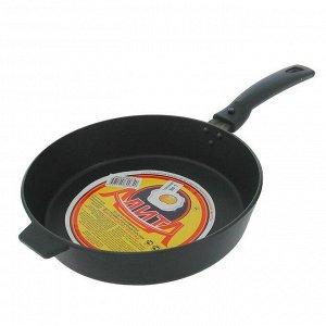 Сковорода 24 см «Хозяюшка», съёмная ручка