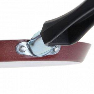 Сковорода блинная «PROMO», d=22 см, пластиковая ручка