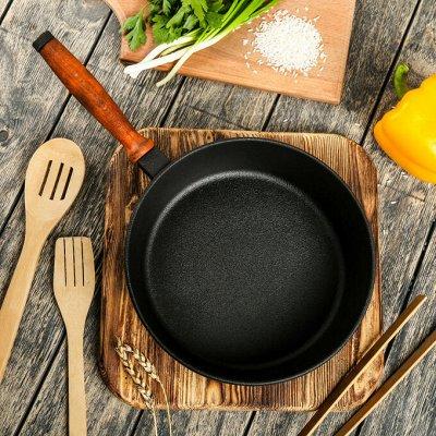 Лучшие сковородки-гриль для вашего идеального ужина! — Чугунные сковороды — Классические сковороды