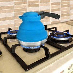 Чайник складной «Симплекс», 1,2 л, цвет МИКС