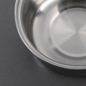 Ковш, 1,5 л, со стеклянной крышкой