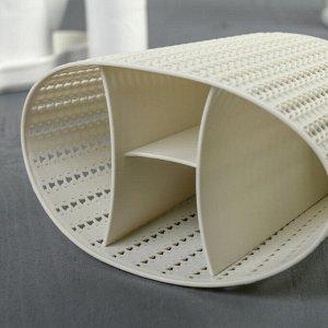 """Подставка для столовых приборов """"Вязание"""""""