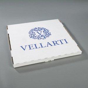 Подставка для торта «Маковый рай», d=30 см, с лопаткой, в подарочной упаковке