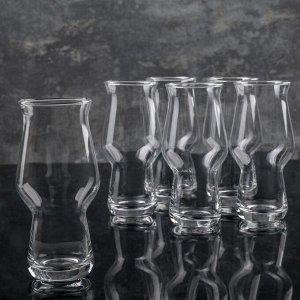 Набор бокалов для пива, 6 шт, 270 мл