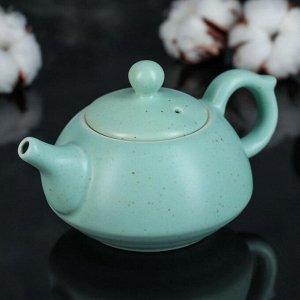 "Набор для чайной церемонии ""Утро"", 5 предметов: чайник 200 мл, 4 чашки 50 мл"
