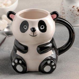 Кружка «Панда», 480 мл, 14,5?9?12 см