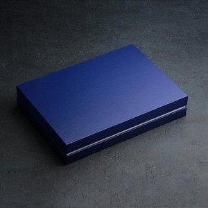 Набор столовых приборов «Империал», 30 предметов, толщина 2 мм, декоративная коробка