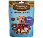 Все необходимое для любимых питомцев - очень много новинок! — Лакомства для  собак Triol, деревенские лакомства — Для кошек