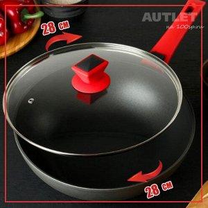 #Осенние новинки💥Набор сковородок AMERCOOK от 399 руб -5!  — Новинка! Amercook серия - INFITO со съемной ручкой! — Посуда