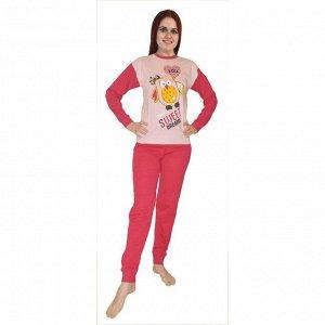 ПЖ-1801/Пижама подростковая.. на девочку