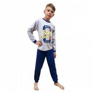 ПЖ-1801/Пижама подростковая на мальчика