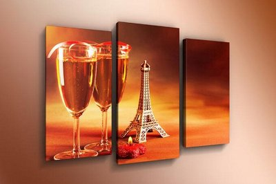 ♥ Картины и Часы - 63 ♥ Новинки!  — Модульные картины-Натюрморт — Картины